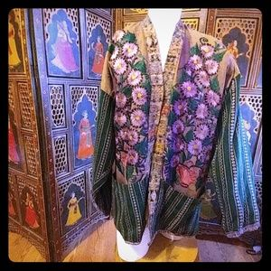 True Vintage Guatemalan embroidered jacket